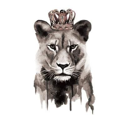 lion king   אריה מלך