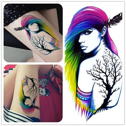 tree woman /אישה עץ