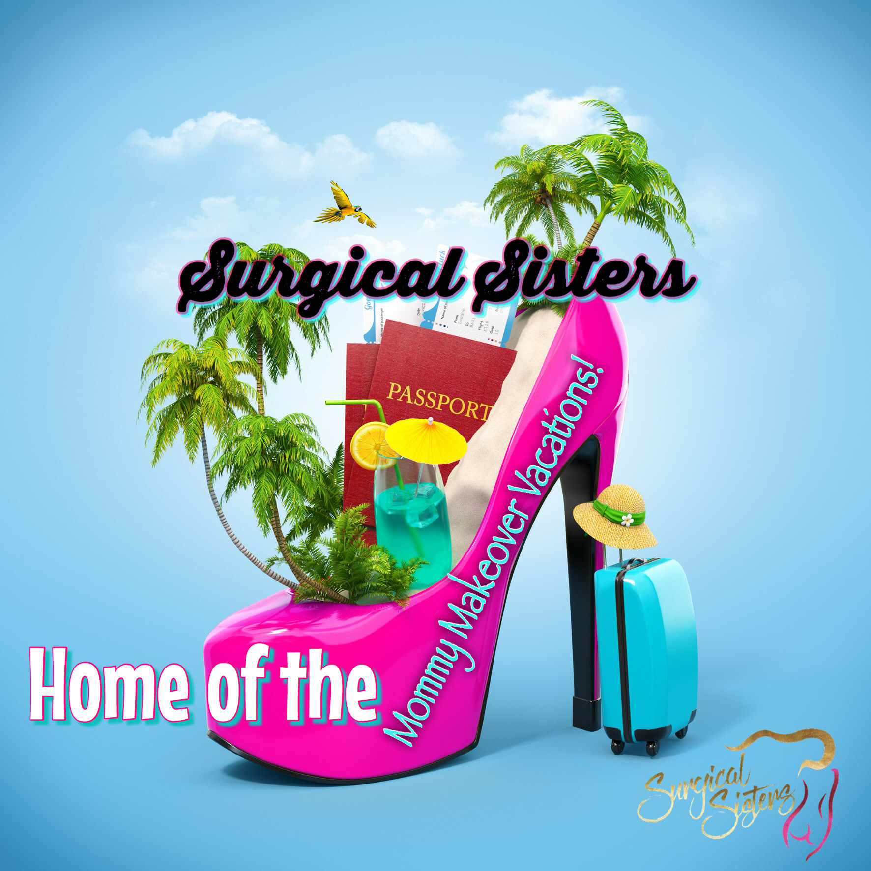 Surgical Sisters Cosmetic Vacations Cosmetic Getaways