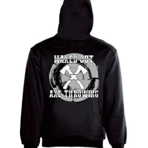 Maxed Out Hoodie ( Black )