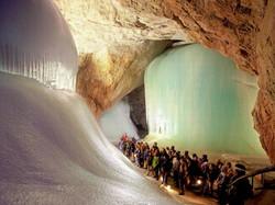 Пещера ледяных великанов