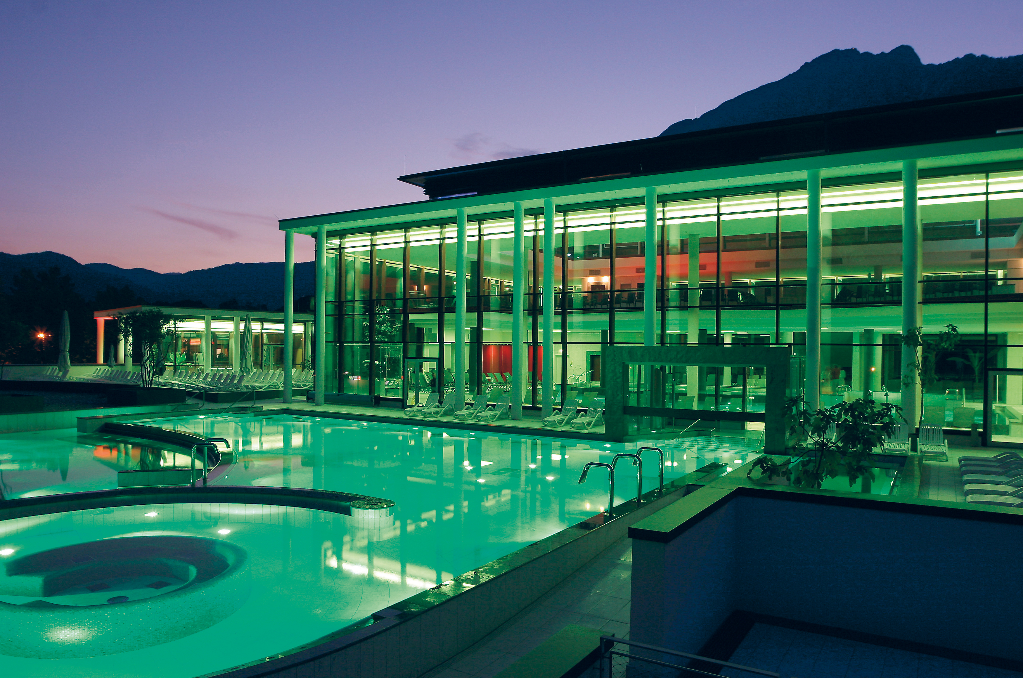 SPA&WELLNESS RESORT RUPERTUS THERME