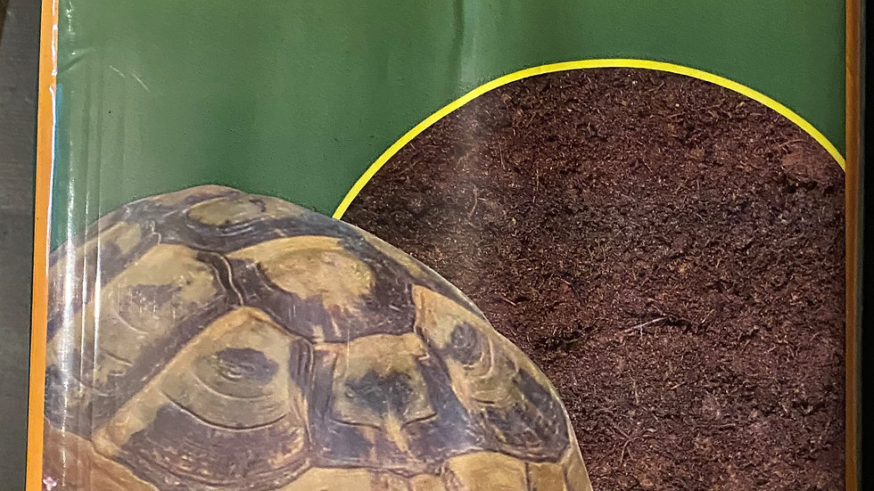 Lucky reptile tortoise bedding 20L