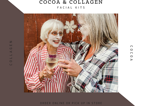 Cocoa & Collagen Kit