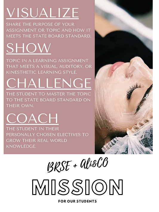 PINK Visualize Show Challenge Coach STUD