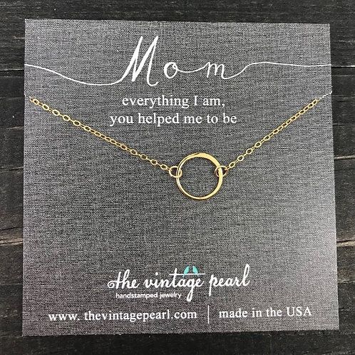 Mom - Everything Necklace