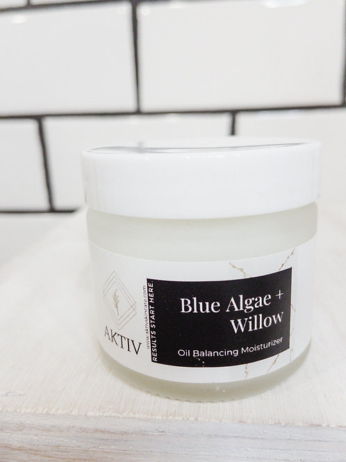 Blue Algae + Willow Moisturizing Serum