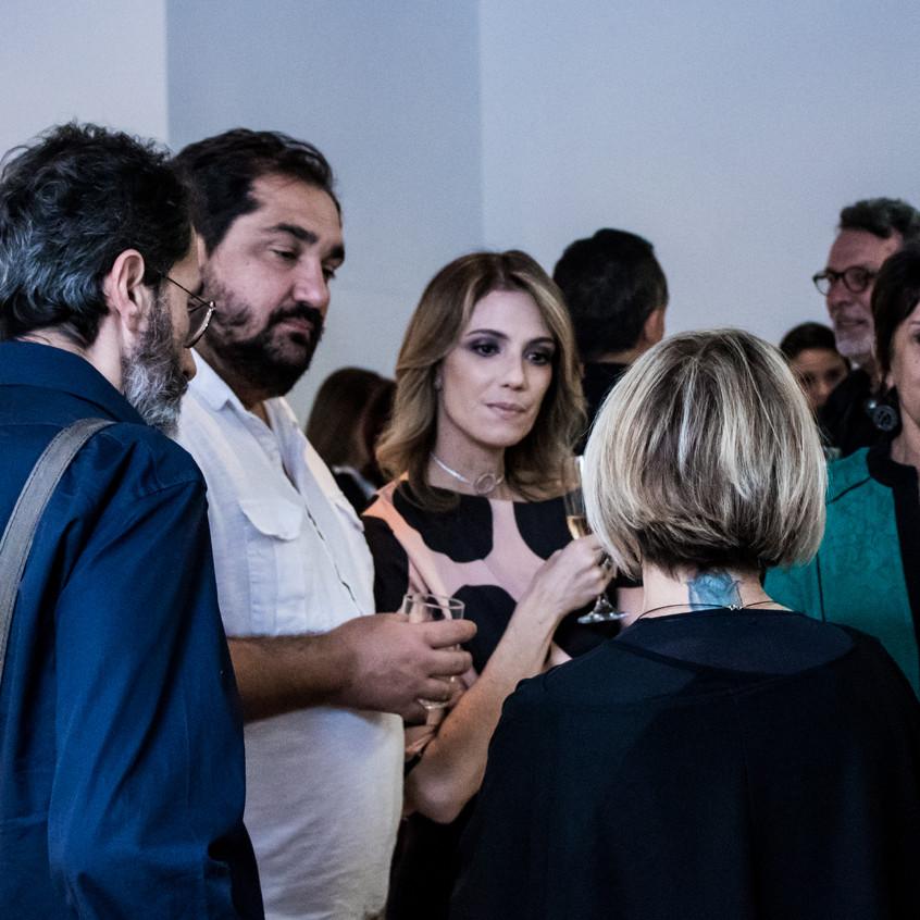 Lançamento da exposição Retratos Inclusivos.