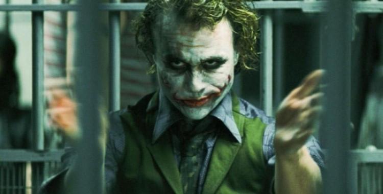 Coringa de Heath Ledger em Batman