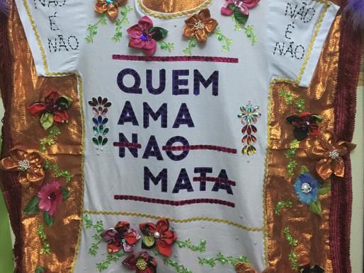 MODA & POLÍTICA NO ESTANDARTE DO QANMA CHITA E FEMINISMO