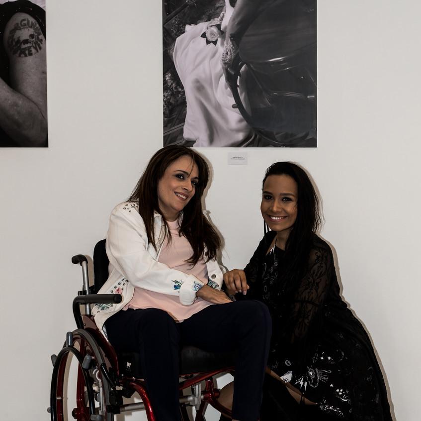 Adriana e Jaque Donabé