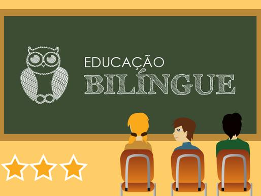 EDUCAÇÃO BILÍNGUE PARA A CRIANÇA SURDA.