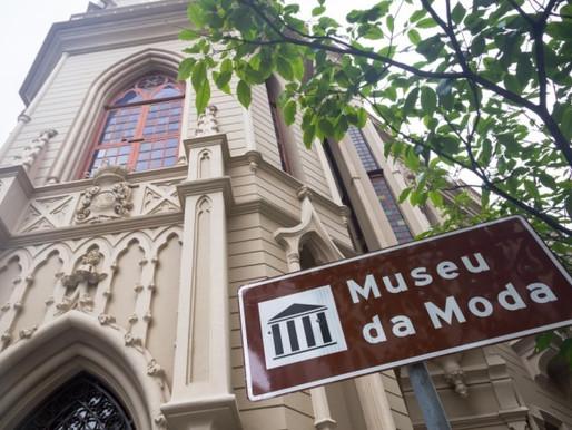 MUSEU DA MODA REALIZA AULAS GRATUITAS SOBRE ROUPAS SUBVERSIVAS E DESING