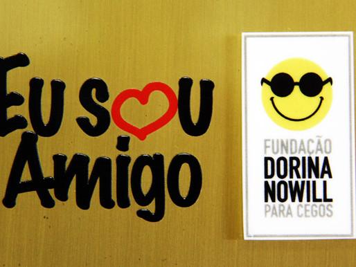DORINA NOWILL: dedicado à inclusão social de pessoas com deficiência visual!