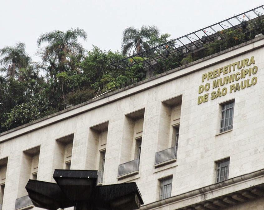 Prefeitura de São Paulo - imagem retirada da internet