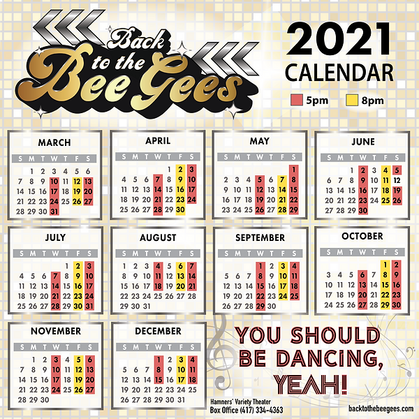 bee gees 2021 instagram calendar-02.png