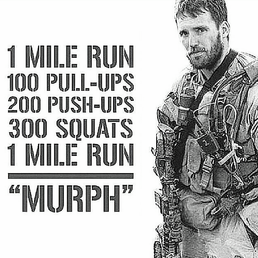 Murph FREE to attend