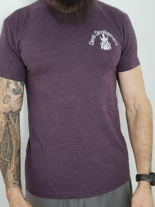 Derti T-Shirt Purple