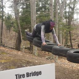 Tire Bridge