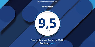 booking award guests отзывы гости награда хостел награда букинг 2016