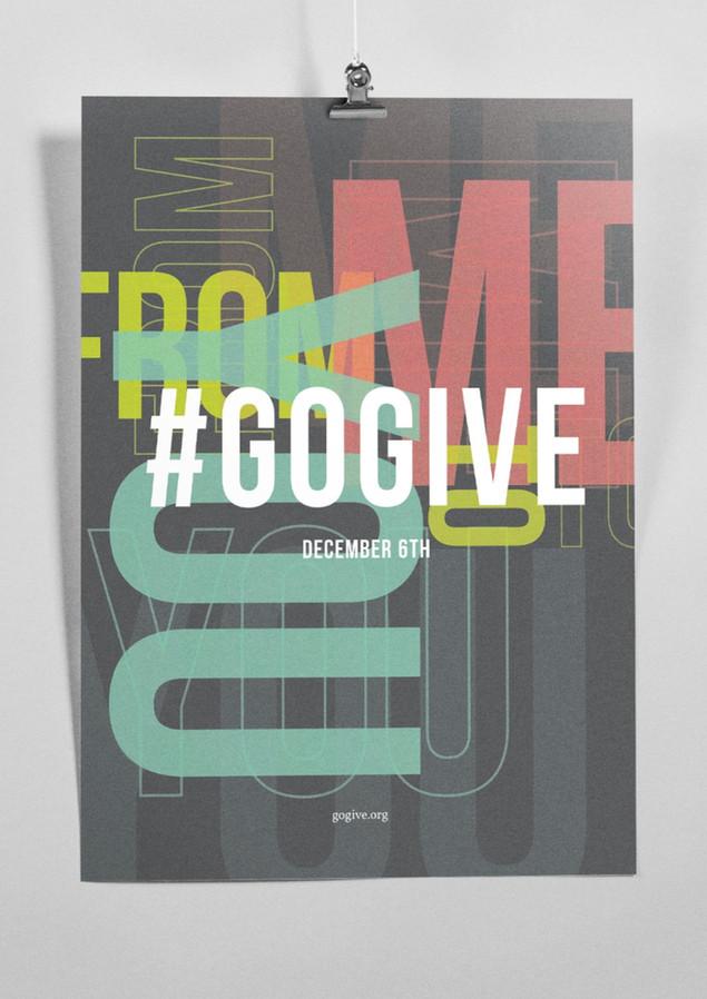 #GOGIVE