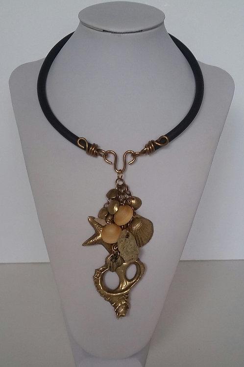 Seashells Chain Necklace