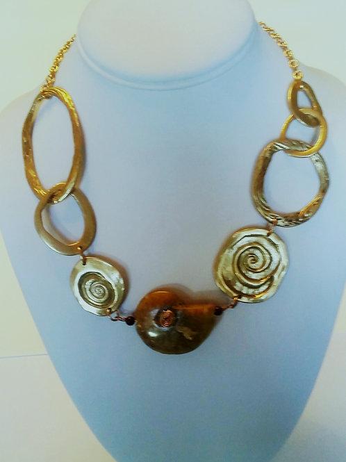 Ammonite Elegance III