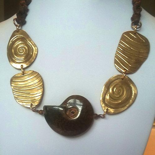 Ammonite Elegance IV