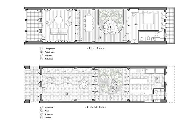 BLOOM_architecture_Atelier_Kampot_Plans