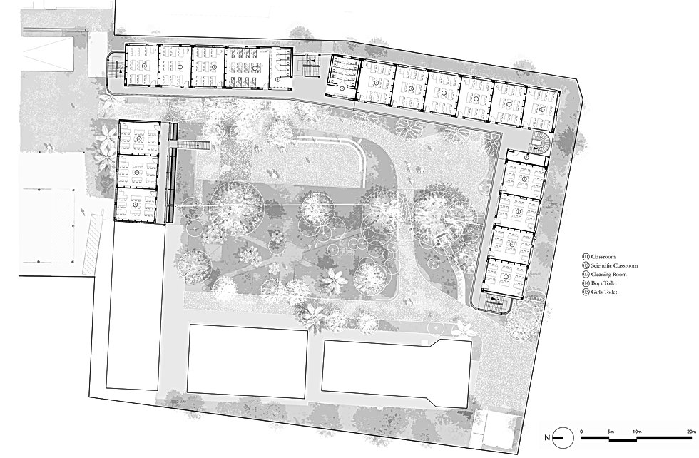 BLOOM_ARCHITECTURE_PSE SOUTH_FIELD_SCHOO