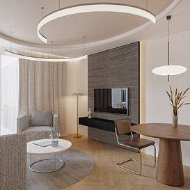 Central mansions Interiors