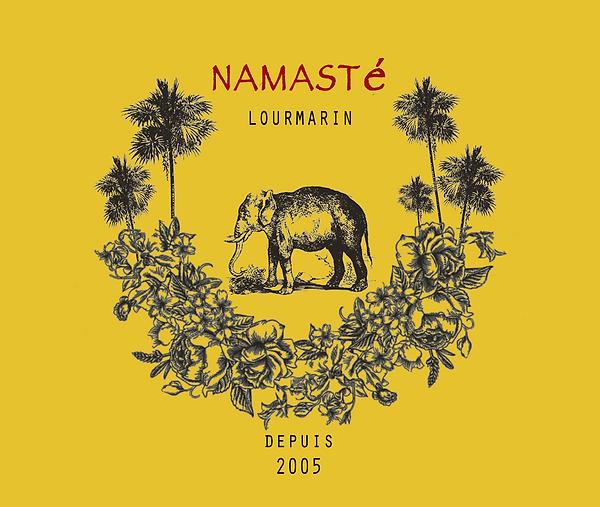 Logo Namaste Lourmarin