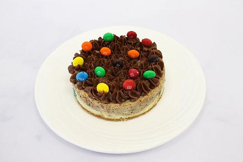Cheesecake de Mix de Chocolates