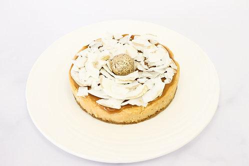 Cheesecake de Coco y Arequipe