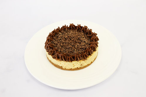 Cheesecake de Café con Baileys