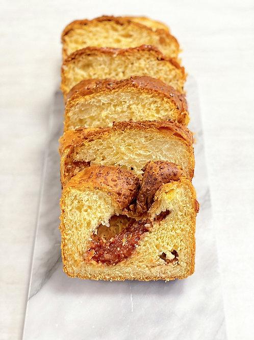 Pan de Queso y Bocadillo