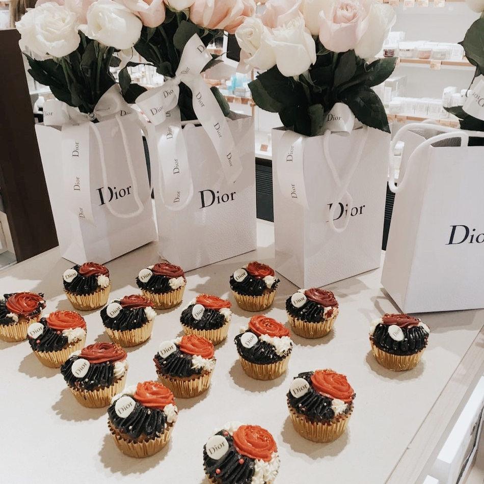 Evento Dior