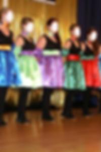 Röcke bunt Karneval zu verkaufen