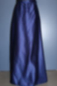 Showtanz Kostüm Rock blau lang zu verkaufen