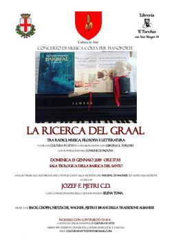 Evento gennaio 2019 Padova