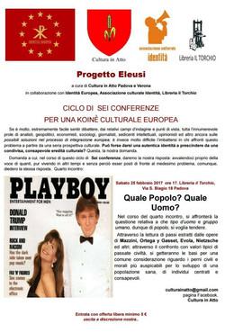 Evento febbraio 2017 Padova