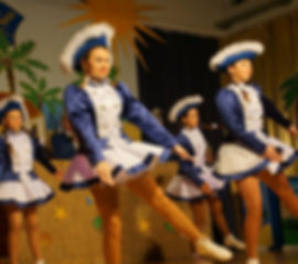 Nachwuchsgarde Karneval Trier Ehrang