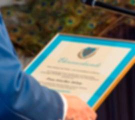 Auszeichnung Kulturorden
