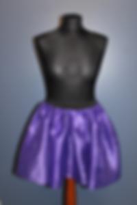 Showtanz Kostüm Thüll Rock lila zu verkaufen