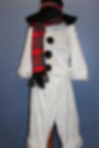 Showtanz Kostüm Schneemann zu verkaufen