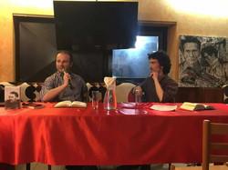 Conferenza su Pasolini e Pound