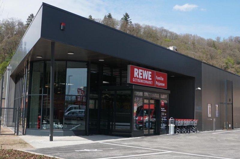 REWE Getränkemarkt Familie Pojanow