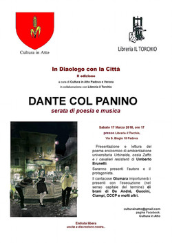 Evento marzo 2018 Padova