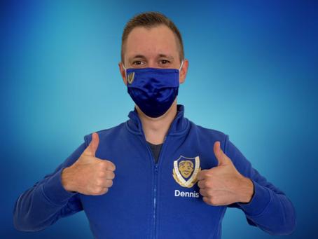 Ab sofort: Mund-Nasen-Masken eures Lieblingsvereins