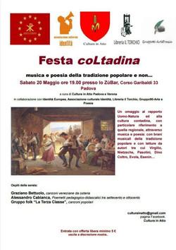 Evento maggio 2017 Padova